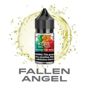 Fallen Angel - Salt On Tap Prime - Kure Vapes