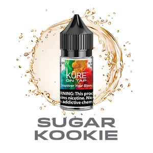 Sugar Kookie - Salt On Tap Prime - Kure Vapes