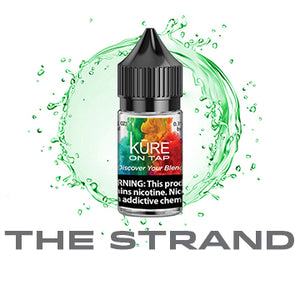 The Strand - Salt On Tap Prime - Kure Vapes