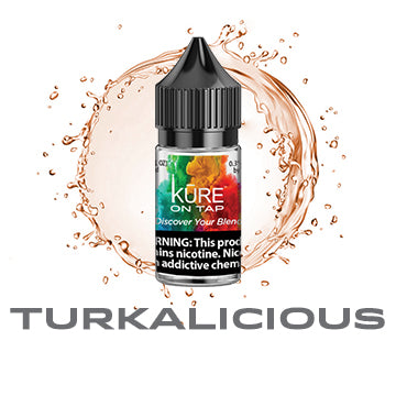 Turkalicious - Kure On Tap Prime - Kure Vapes