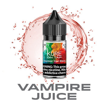 Vampire Juice - Salt On Tap Prime - Kure Vapes