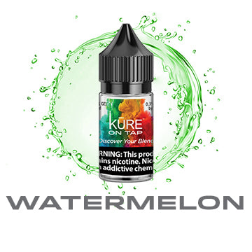 Watermelon - Kure On Tap Prime - Kure Vapes