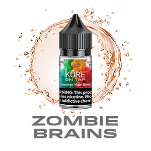 Zombie Brains - Salt On Tap Prime - Kure Vapes