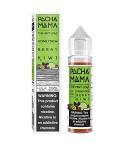 Pachamama Mint Honeydew Berry Kiwi - 60ML