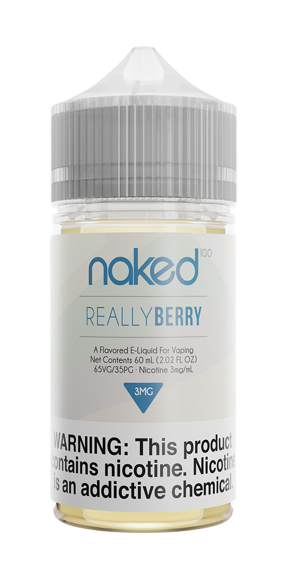Naked 100, Really Berry - Kure Vapes