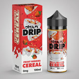 Dream Drip, Frosted Berries Cereal - Kure Vapes