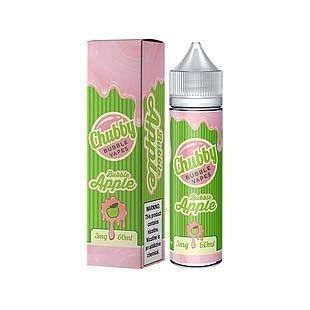 Chubby Bubble Vapes, Bubble Apple - Kure Vapes