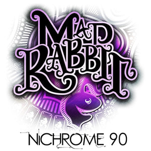 Mad Rabbit Nichrome 90 Wire, 20 Ft Bagged - Kure Vapes