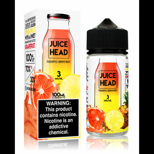 Juice Head, Pineapple Grapefruit - Kure Vapes