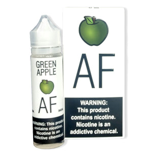 Juicy AF - Green Apple - Kure Vapes