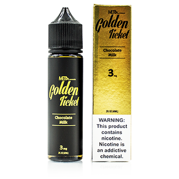 MET4 Vapors - Golden Ticket - Kure Vapes