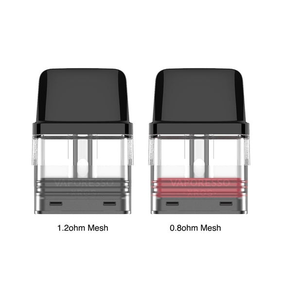 Vaporesso XROS Replacement Pod - 2 Pack - Kure Vapes