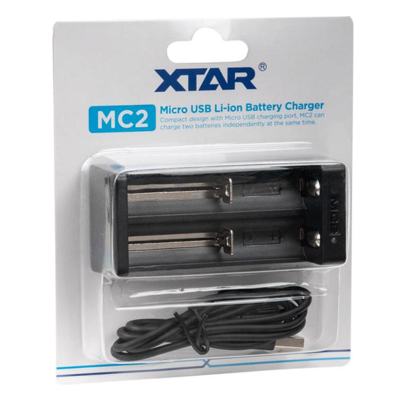XTAR MC2 Portable Charger
