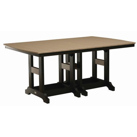 Berlin Gardens Garden Classic 44x72 Rectangle Table