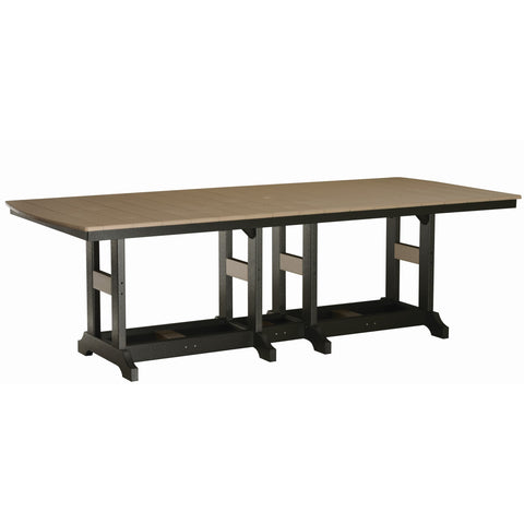 Berlin Gardens Garden Classic 44x96 Rectangle Table