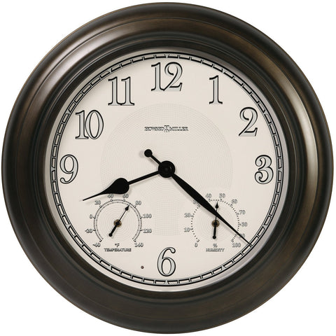 Briar Outdoor Wall Clock