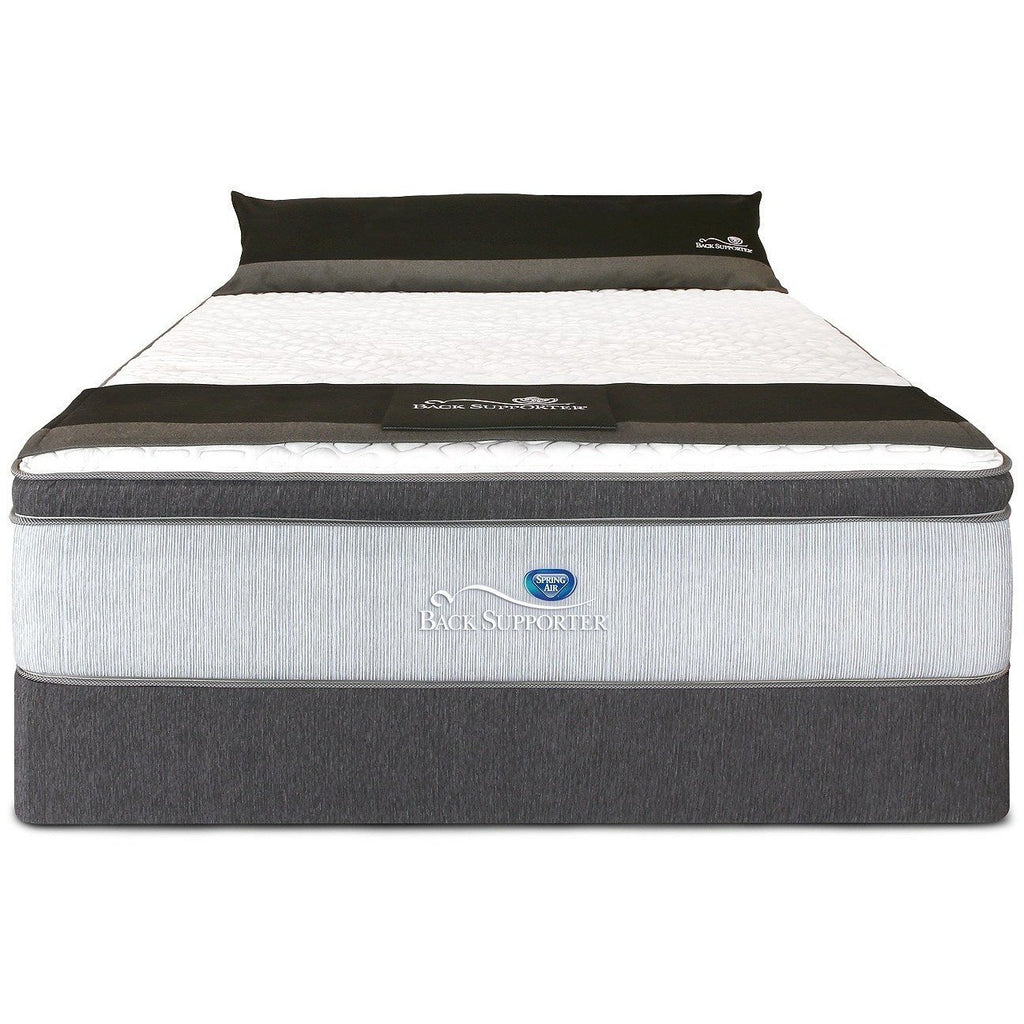 Brilliant Plush Pillow Top Mattress 041TWIN