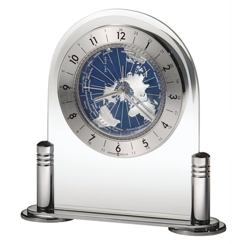 Discoverer Tabletop Clock