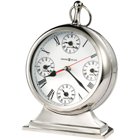 Global Time Mantel Clock 635212