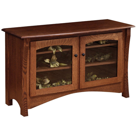 "QW Amish Master Collection 50"" TV Stand ALWO-MTR-5030"