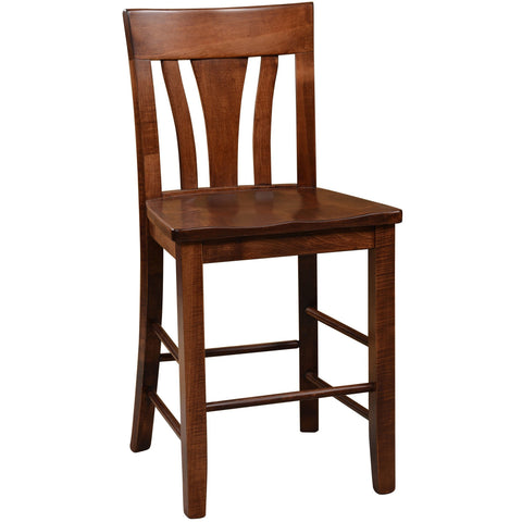 QW Amish Metro Bar Chair