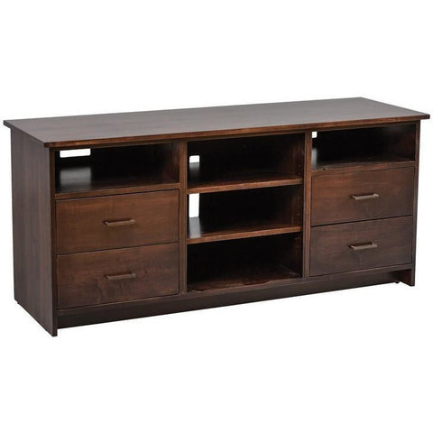"QW Amish Metro Collection 62"" TV Stand QXIP-ME62"