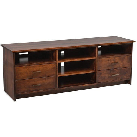 "QW Amish Metro Collection 72"" TV Stand QXIP-ME72"