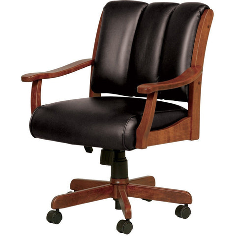 QW Amish Midland Arm Chair (with gas lift) BUPE-MD51