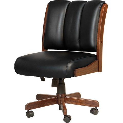 QW Amish Midland Side Chair (with gas lift) BUPE-MS62
