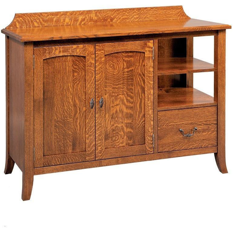 "QW Amish Old World Collection 52"" Sideboard QXIP-OW520"