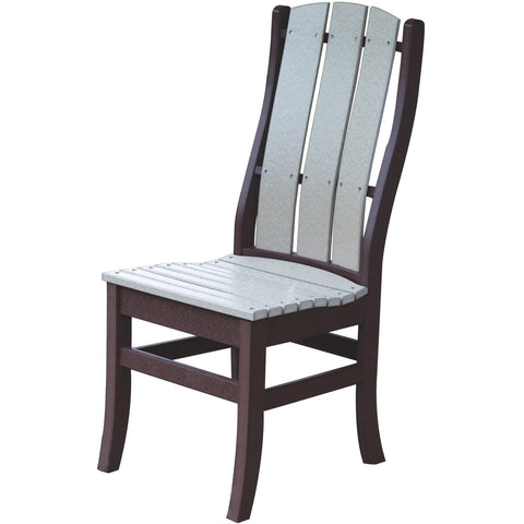 QW Amish Paradise Dining Side Chair OPST-PARADISE-SIDE