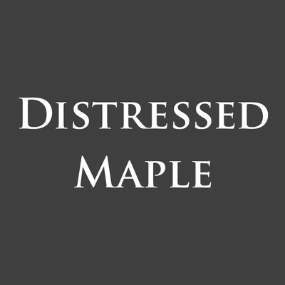 Distressed Maple