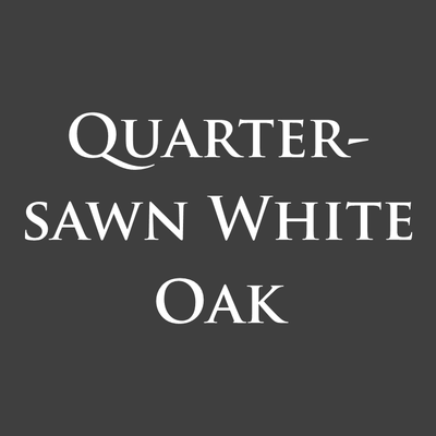 Quartersawn White Oak