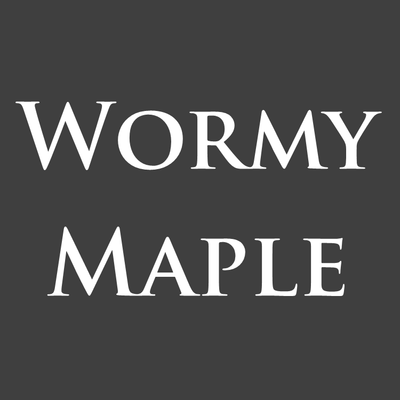 Wormy Maple