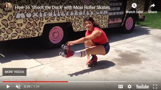 Shoot the Duck w/ Michelle Steilen