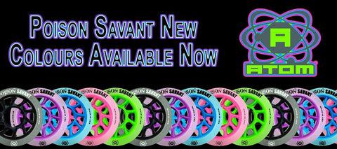 Atom Poison Savant Wheels