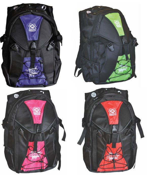 Atom Boom Backpack