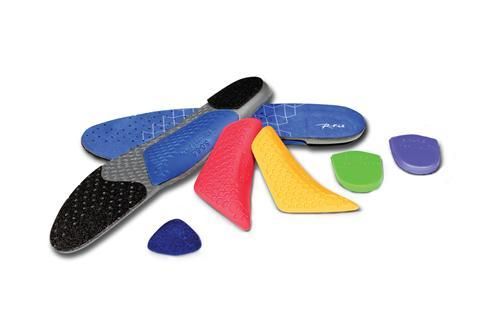 Riedell R Fit Footbed Kit - Low Cut & Womens High Top