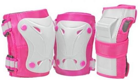 RDS Cruiser 3000 Youth Tripack Girls Pink