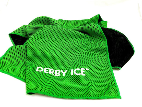 Derby Ice Towel Green