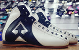 Antik AR1 Custom White/Black/Silver Boot Size US 8.5 (ONLY ONE!)