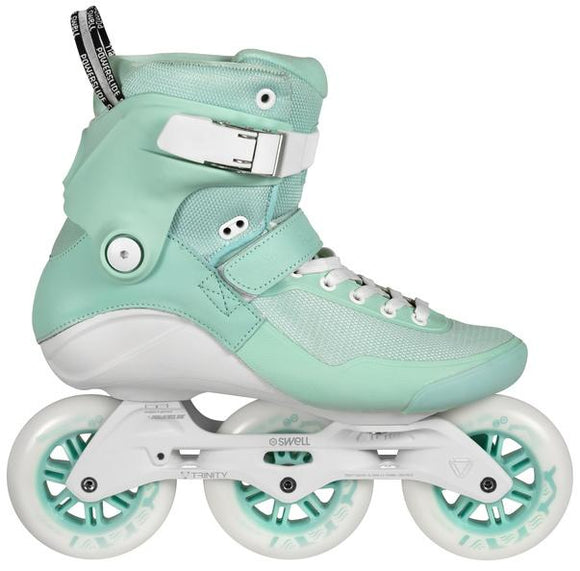 Powerslide Swell 100mm Blue Moon Inline Skates