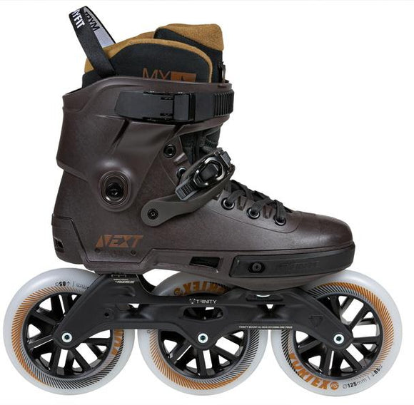 Powerslide Next Brown 125 Inline Skates
