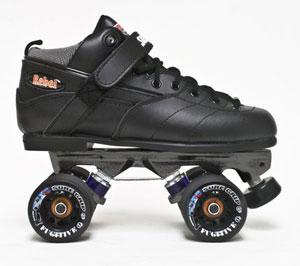 Suregrip Rebel Invader Black Skates