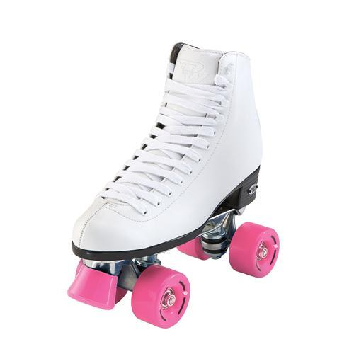 Riedell Wave Adult White Roller Skates