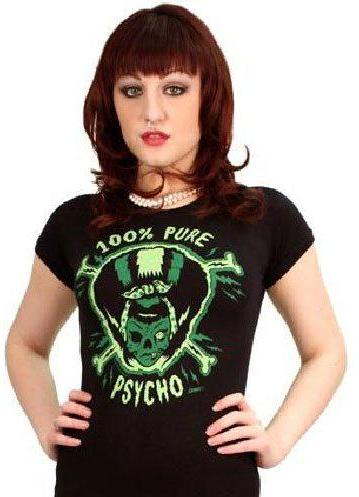 Sourpuss 100% Pure Psycho Shirt
