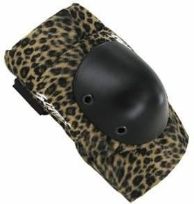 Smith Scabs Elite Elbow Brown Leopard Pads