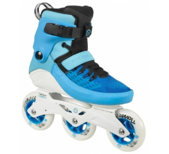 Powerslide Swell 100mm Blue Inline Skates