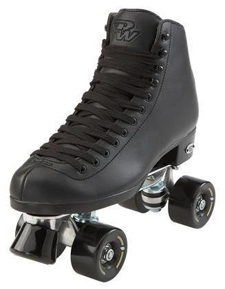 Riedell Wave Skate Black Senior