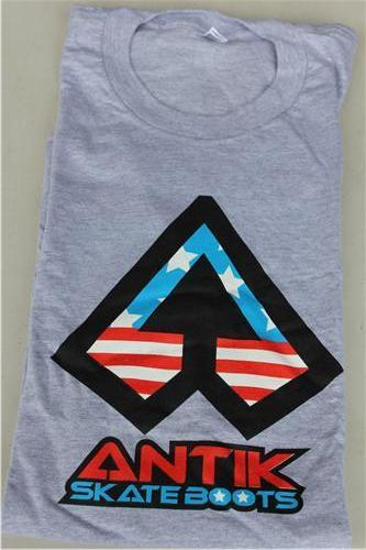 ANTIK Flag T-shirt
